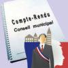 Compte-rendu Conseil Municipal et Arrêtés