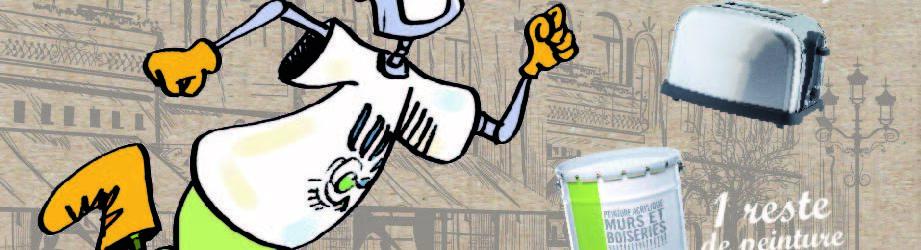 Environnement : site d'annonces pour la réduction des déchets