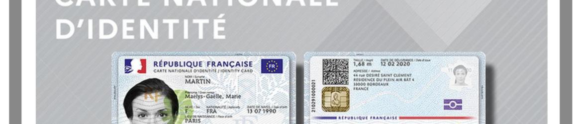 Carte d'identité : quand et comment en faire la demande